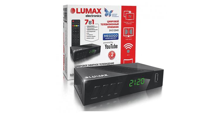 Новая функция MeeCast для ресиверов Lumax